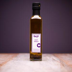 Knoblauchöl GEHT IMMER